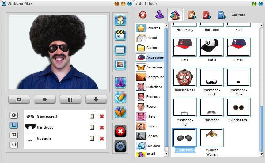 Скачать приложение для веб камеры webcammax