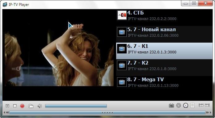 IPTV Player скачать бесплатно IPTV Player
