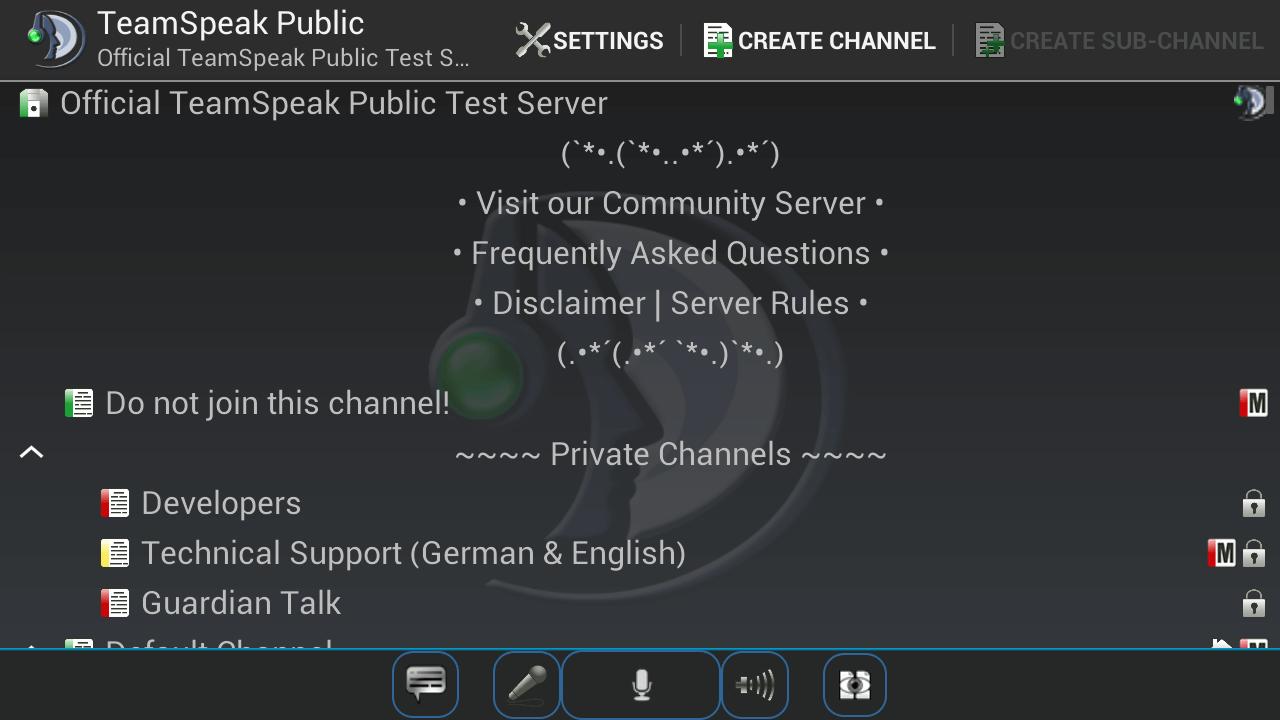 Програмку teamspeak 3 на российском языке для