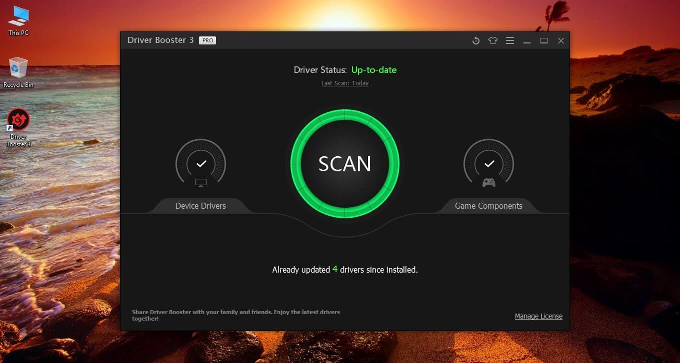 download driver booster pro 5.1